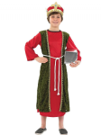 RED KING WISE MAN COSTUME